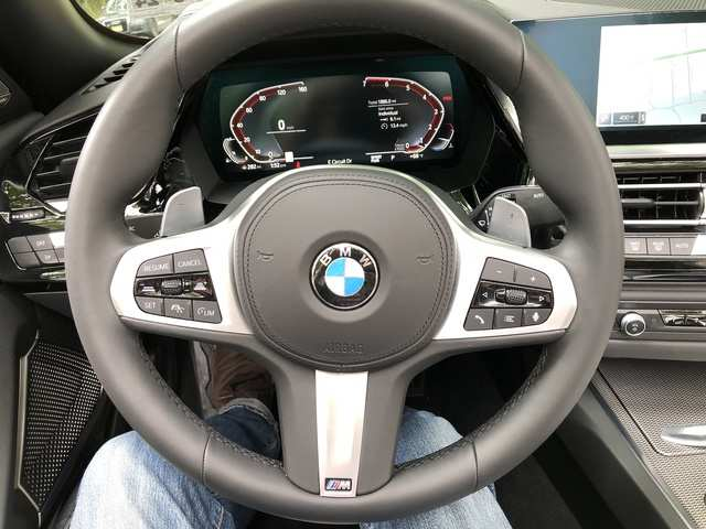 I drove a $64,000 BMW Z4 to see if this high-end roadster is