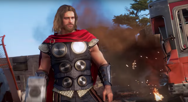 The huge new 'Avengers' game is getting roasted because its