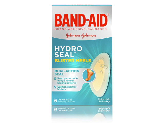 A Hydrocolloid bandage that can both protect blisters and prevent them from happening
