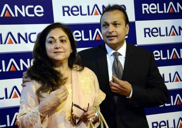 Anil Ambani goes from yacht to almost jail to bankruptcy