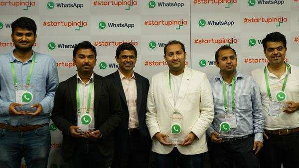 WhatsApp just awarded $50,000 to these 5 Indian startups