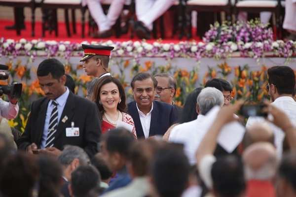 Here's a look at all the companies that Mukesh Ambani owns