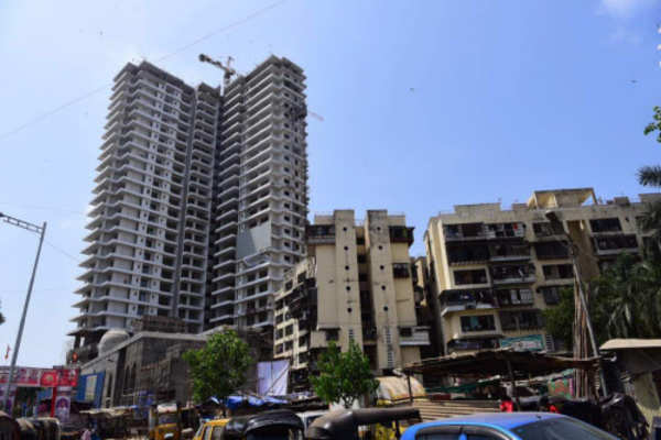 India's real estate developers want lower GST on cement-- but that