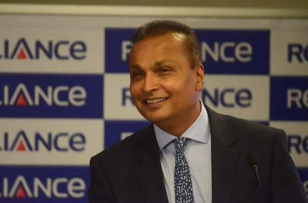 Here's a look at all the companies that Anil Ambani owns