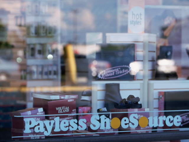 payless center point