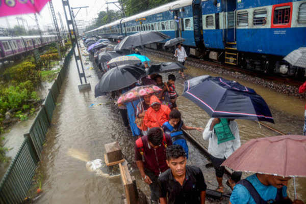 Mumbai floods this week, says private weather forecaster Skymet