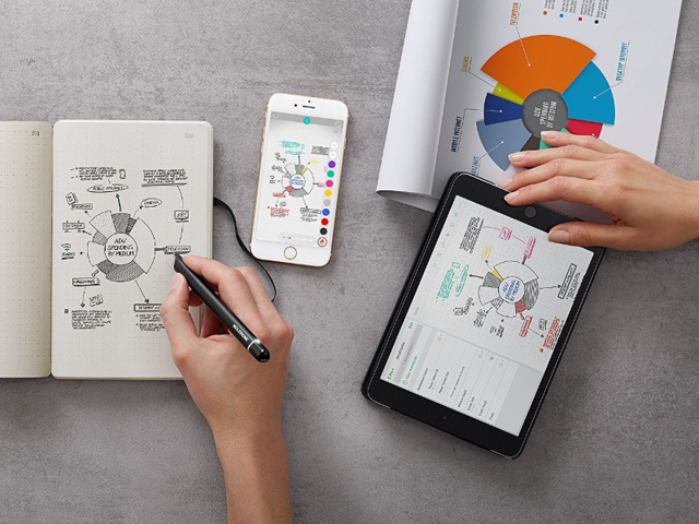The best smart notebooks you can buy to keep your notes in the cloud