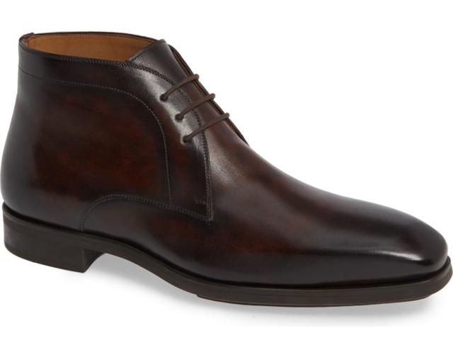 Magnanni Mundo Diversa Plain Toe Chukka Boot