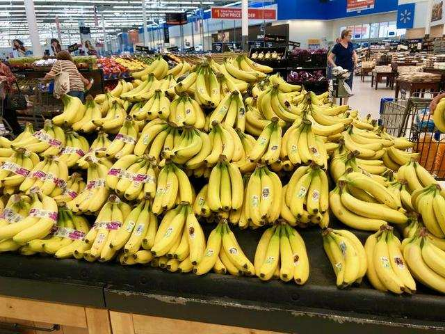 And these bananas were only $0.44 a pound.