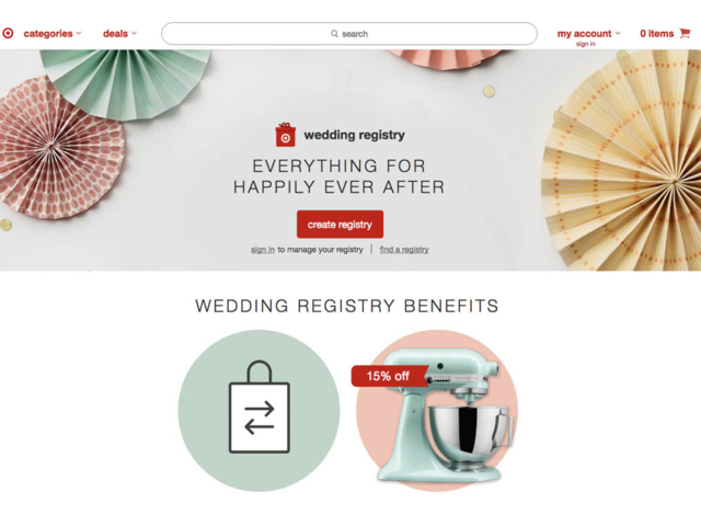 Best Wedding Registry Items.We Compared The Top 5 Wedding Registries In The Us Including Amazon