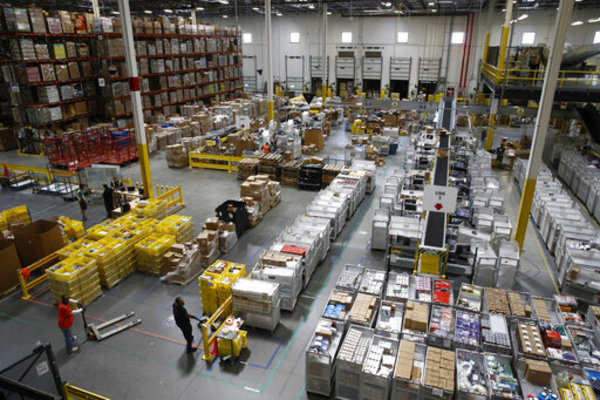 Amazon's Hyderabad warehouse will get much bigger as it partners