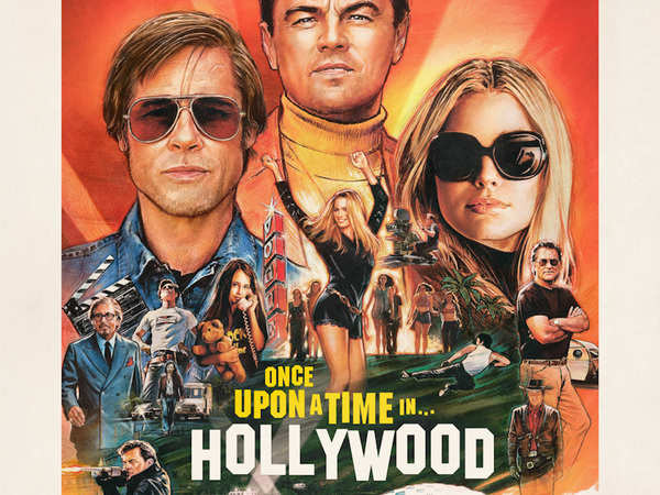 Quentin Tarantino's 'Once Upon a Time    In Hollywood' is inspired