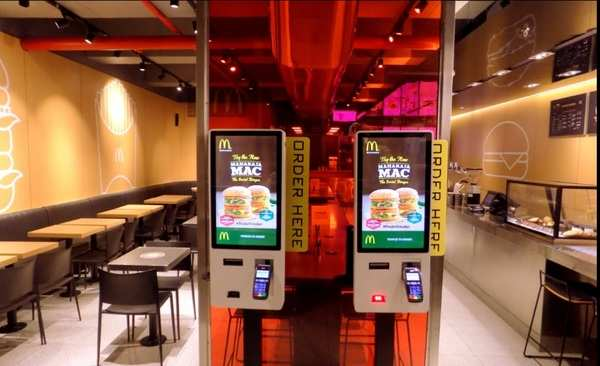 Mcdonalds India same store sales grow in the times of zomato and swiggy