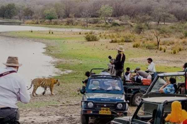 Man vs. Wild ft. Modi explores the uncharted territory of