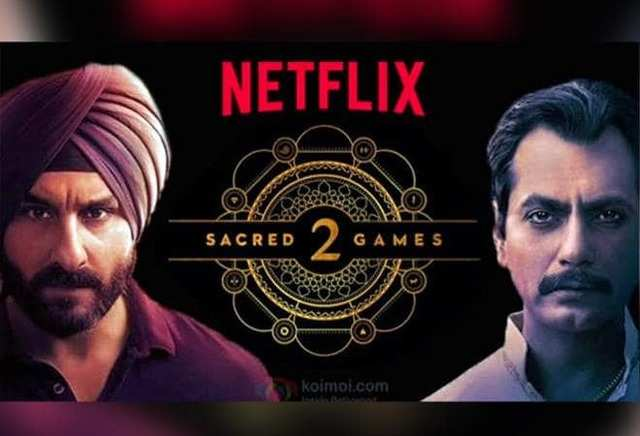 Weekend Watchlist: This weekend is all about Netflix's Sacred Games 2 and Once Upon a Time in... Hollywood