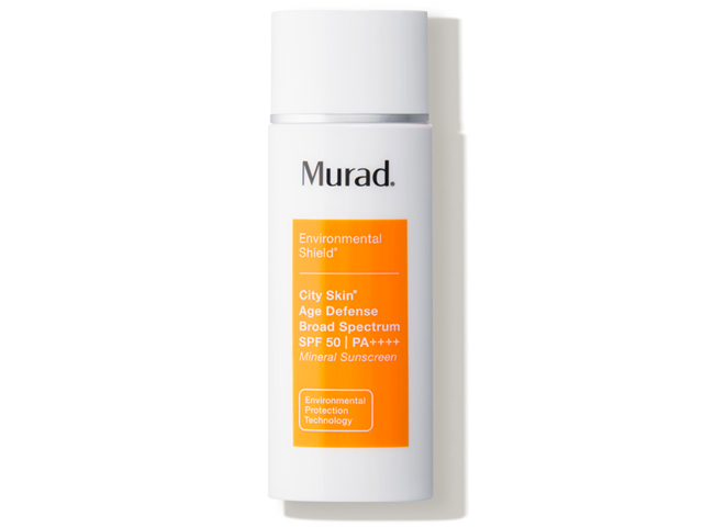 A powerful mineral sunscreen