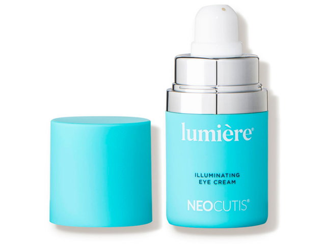 A smoothing, moisturizing eye cream