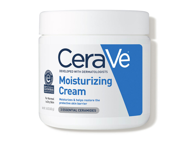 An ultra-moisturizing cream