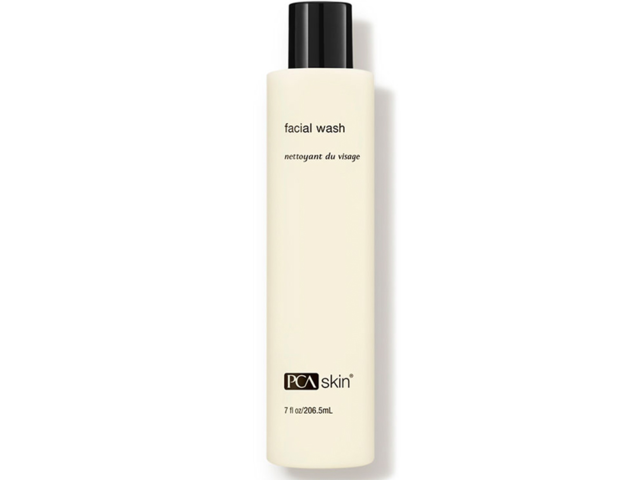 A face wash that combats breakouts