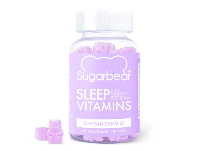 Vitamins that help you get a good night's rest