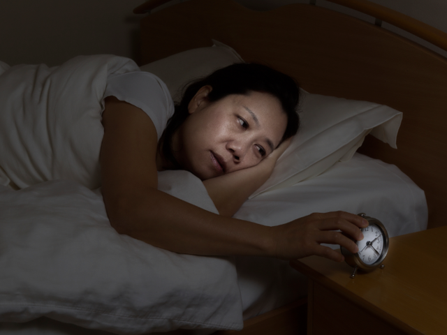 Insomnia can be another side effect of digital devices