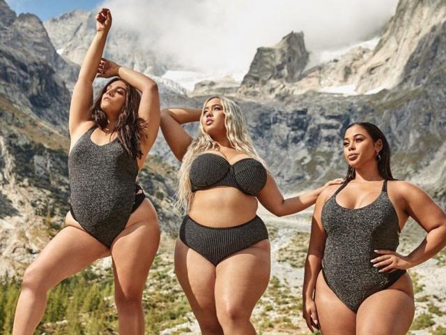The best plus-sized swimwear
