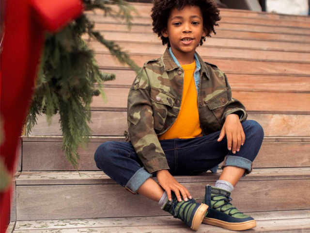 The best kids' casual shoe brand
