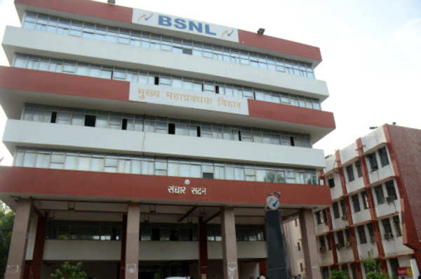 An unpaid BSNL employee believes the company will survive
