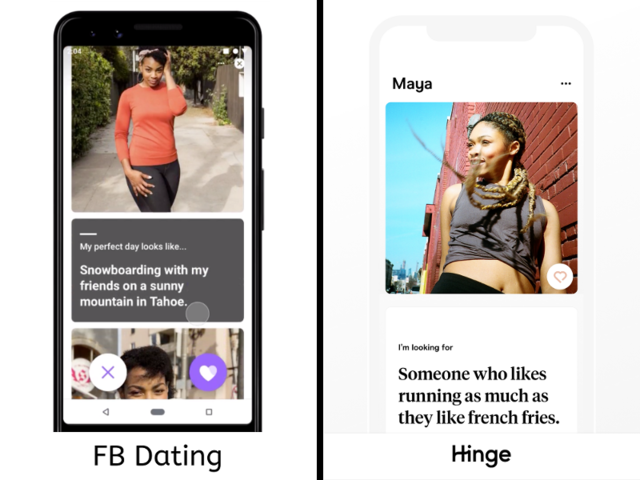 Here are all the features that Facebook Dating offers to woo