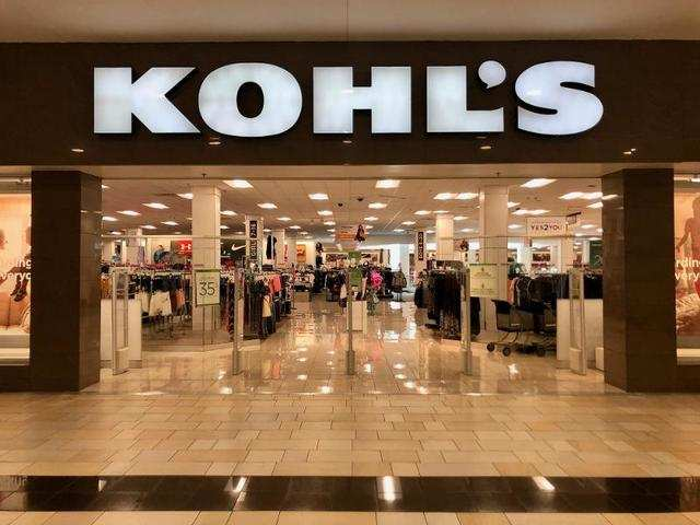 We shopped at Sears and Kohl's and both were overwhelmingly