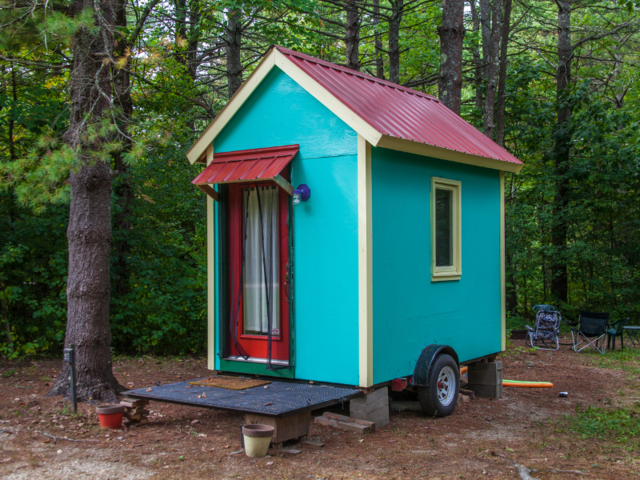 America Is Swept Up In Tiny House Fever Here S How Much