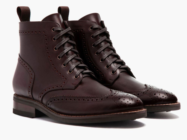 The best men's leather dress boots you