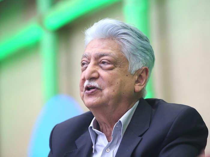 Azim Premji — ₹117,100 crore