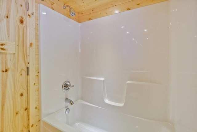A rarity among tiny houses, this San Jose home even has a bathtub.