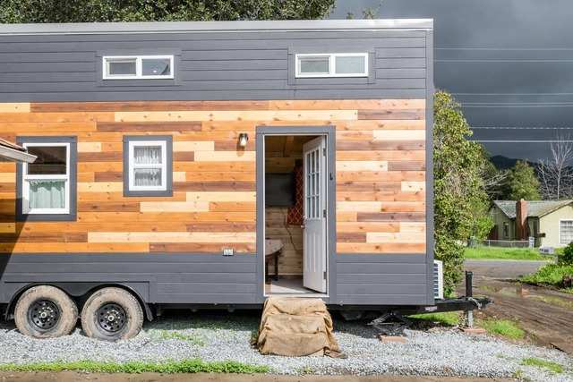 3. A newly built San Jose tiny house is surprisingly roomy.