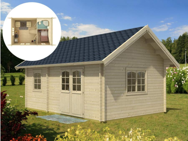 In comparison with Allwood, models sold by WNC Tiny Homes are a bit more costly. For example, the Craven model, at only 88 square feet, costs over $16,000 after shipping.