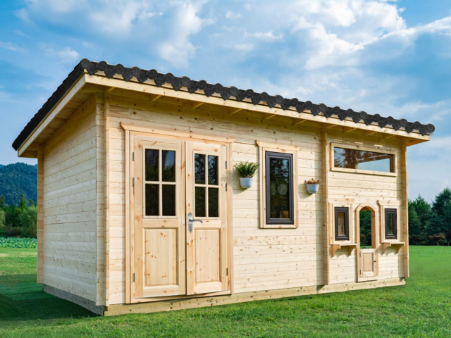 It is possible you'll need outside expertise for building the tiny home. While most of these tiny-home kits come with floorboards, they don't come with the materials for building a foundation laid underneath that ensures a home is secure and stable.