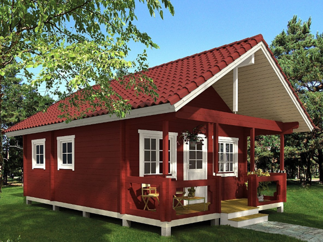 Hopping on this tiny home trend is Amazon, the one-stop-shop for all your needs delivered to your front door. Amazon offers dozens of various tiny home models that come in kits — sort of a bigger version of how a IKEA furniture is bought.