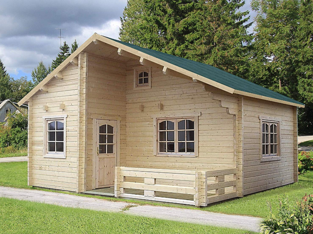 "There's no hard-and-fast rule about what size qualifies a ""tiny"" home, but they usually are under 500 square feet. They're cheaper, more affordable options for people that can't afford bigger houses, or those simply looking to live the tiny home lifestyle."