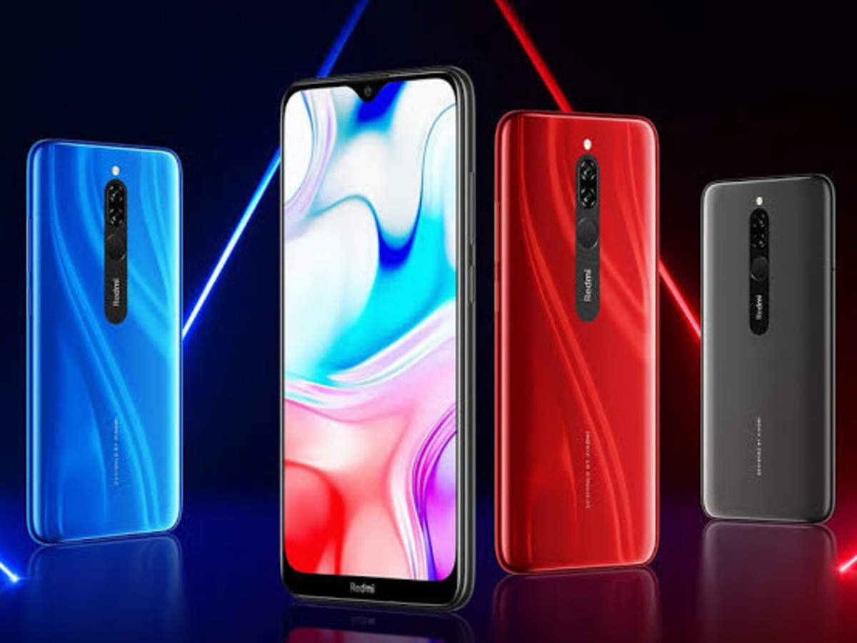 Redmi 8 launches in India for ₹7,999 with a special offer for the ...
