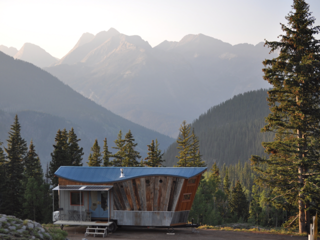 Non-DIYers will pay Rocky Mountain Tiny Houses anywhere from $30,000 to $150,000 for finished houses, according to Parham. He said the average cost for a tiny house, from design to construction to completion, is $68,000.
