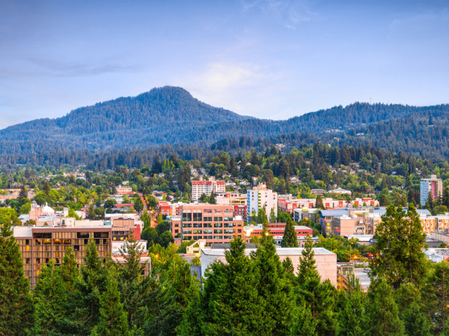 7. Eugene, Oregon, USA