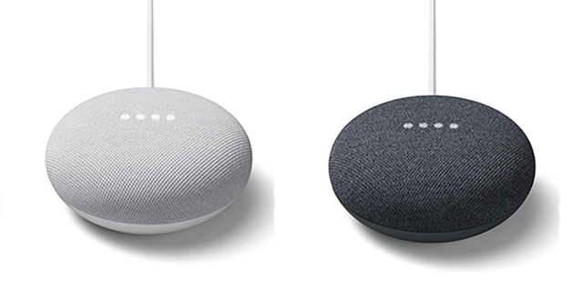 First things first there are two caveats This is a Google Home Mini not the newly announced Nest Mini