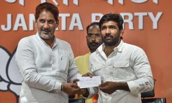 Image result for yogeshwar dutt