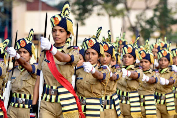 Women account for just 7% of the 2.4 million police officers. If the current tardy pace continues, it will take Madhya Pradesh 294 years to get 33% women in the police force