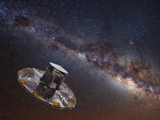Galaksimiz Samanyolu Neden Çarpık Yapıda?