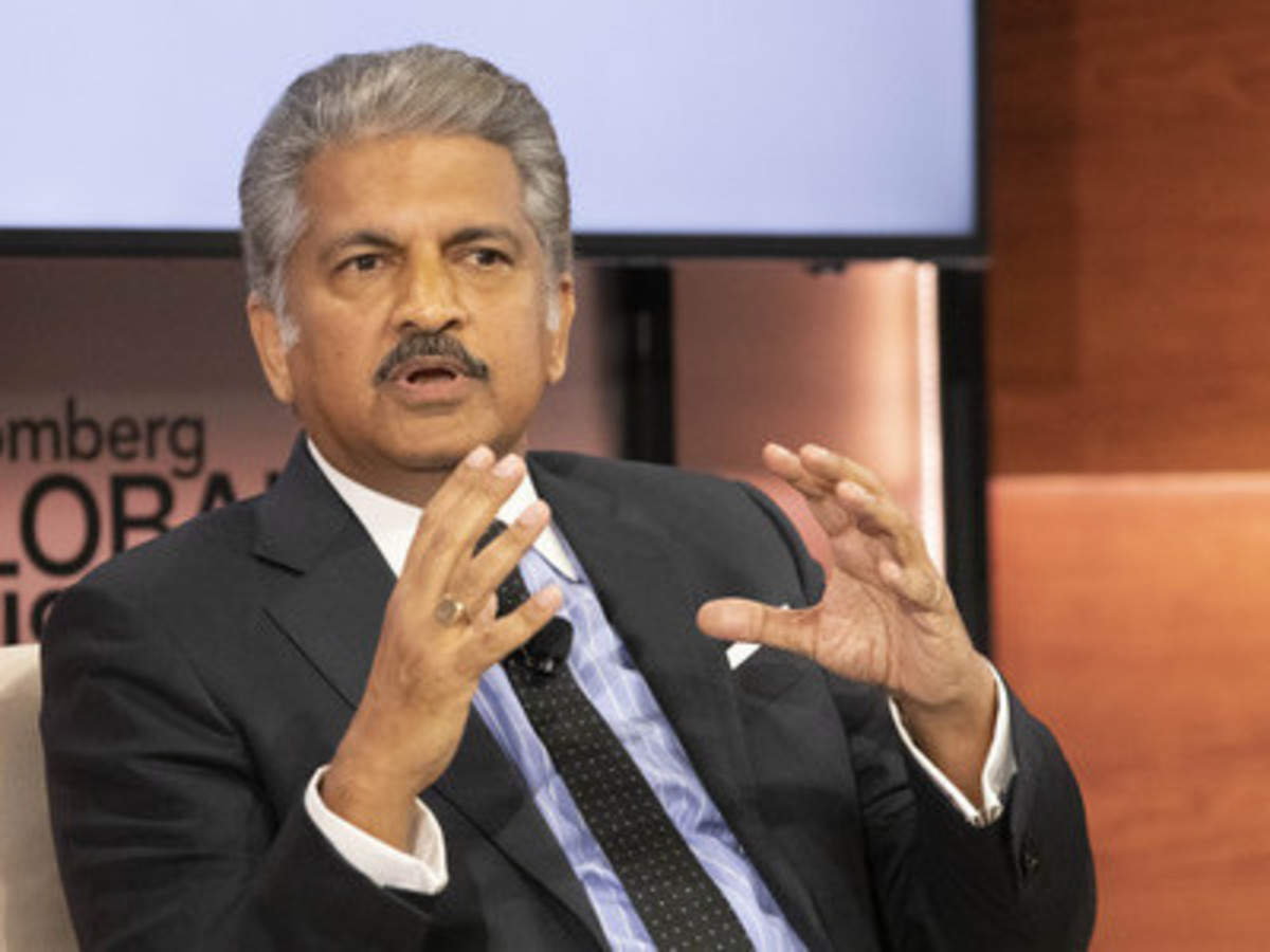 Anand Mahindra offers internship to a millionaire's son who left ...
