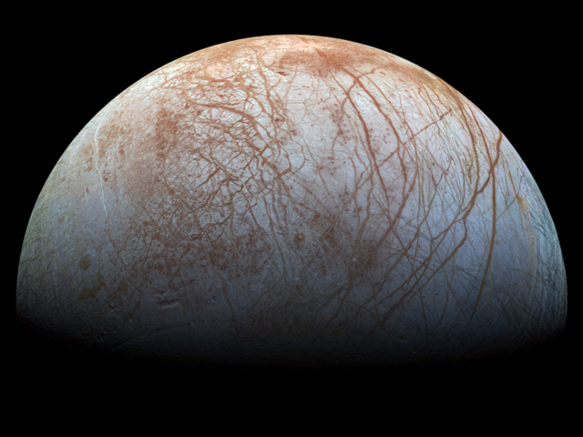 Water Vapor Confirmed on Jupiter Moon