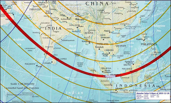 Solar eclipse dec 2019: The best places in India to view the ...