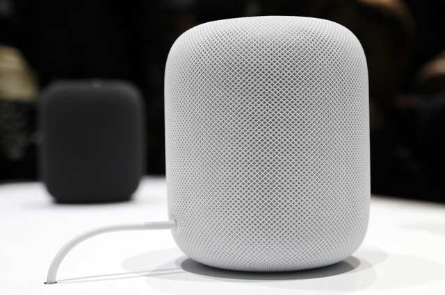 A cheaper version of the HomePod